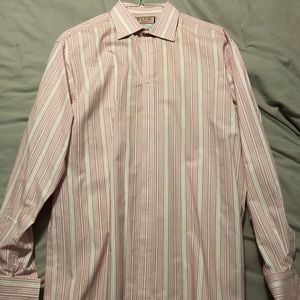 Long sleeve button down!